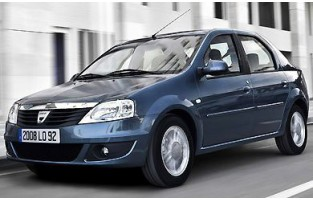 Alfombrillas Dacia Logan 5 plazas (2007 - 2013) Excellence