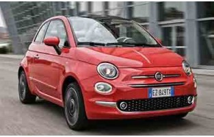 Alfombrillas Fiat 500 C (2014 - actualidad) Excellence