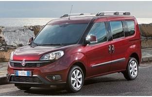 Alfombrillas Fiat Doblo 5 plazas (2009 - actualidad) Económicas