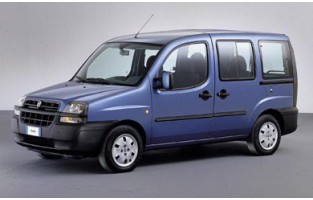 Alfombrillas Exclusive para Fiat Doblo 5 plazas (2001 - 2009)