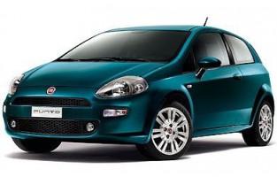 Alfombrillas Fiat Punto (2012 - actualidad) Excellence