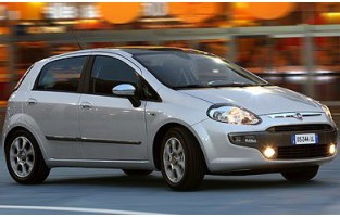 Alfombrillas Exclusive para Fiat Punto Evo 5 plazas (2009 - 2012)