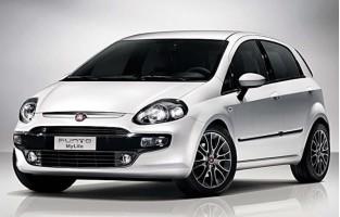 Alfombrillas Fiat Punto Evo 5 plazas (2009 - 2012) Excellence