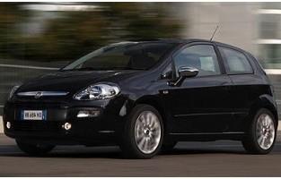 Alfombrillas Exclusive para Fiat Punto Evo 3 asientos (2009 - 2012)