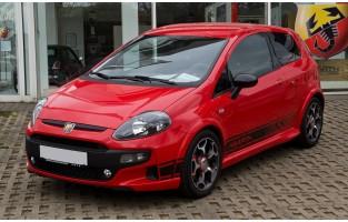 Alfombrillas Fiat Punto Abarth Evo 3 asientos (2010 - 2014) Económicas