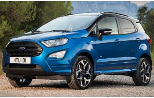 Alfombrillas Ford EcoSport (2017 - actualidad) Económicas