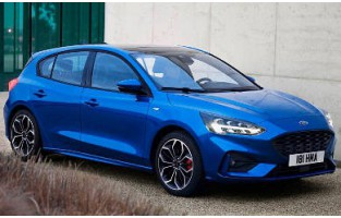 Alfombrillas Ford Focus MK4 3 o 5 puertas (2018 - actualidad) Económicas