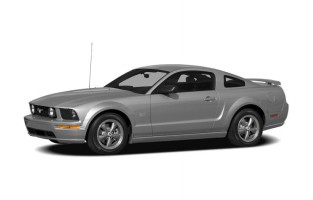Alfombrillas Ford Mustang (2005 - 2014) Excellence