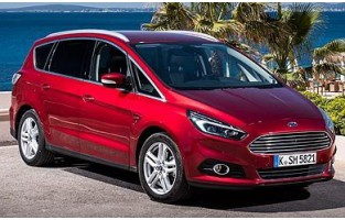 Alfombrillas Ford S-Max Restyling 5 plazas (2015 - actualidad) Excellence