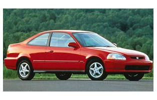 Alfombrillas Honda Civic Coupé (1996 - 2001) Económicas