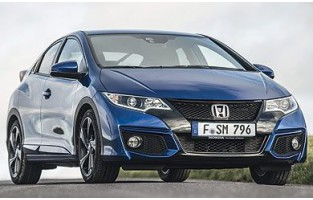 Alfombrillas Honda Civic (2012 - 2017) Económicas