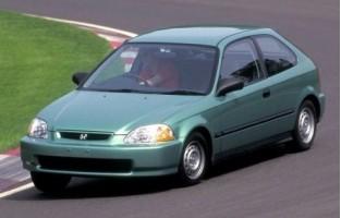 Alfombrillas Honda Civic 3 o 5 puertas (1995 - 2001) Económicas