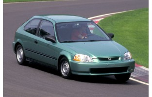 Alfombrillas Honda Civic 3 o 5 puertas (1995 - 2001) Excellence