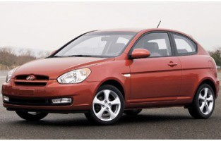 Alfombrillas Hyundai Accent (2005 - 2010) Económicas