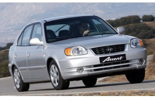 Alfombrillas Hyundai Accent (2000 - 2005) Económicas