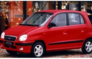 Protector maletero reversible para Hyundai Atos (1998 - 2003)