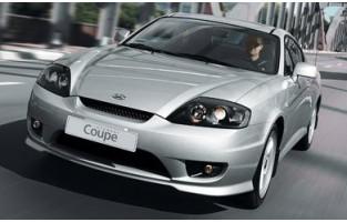 Alfombrillas Hyundai Coupé (2002 - 2009) Económicas