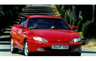 Alfombrillas bandera Korea Hyundai Coupé (1996 - 2002)