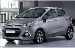 Alfombrillas Hyundai i10 (2013 - actualidad) Económicas