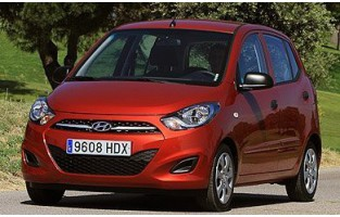 Alfombrillas Hyundai i10 (2011 - 2013) Excellence