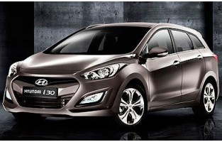 Alfombrillas Hyundai i30r Familiar (2012 - 2017) Económicas
