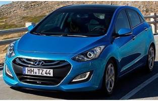 Alfombrillas Hyundai i30 5 puertas (2012 - 2017) Excellence