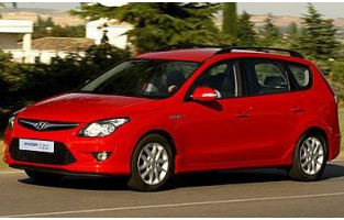 Alfombrillas Hyundai i30 Familiar (2008 - 2012) Excellence