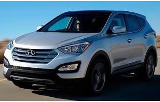 Alfombrillas Hyundai Santa Fé 7 plazas (2012 - 2018) Económicas