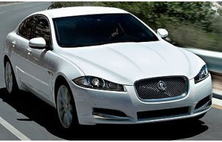 Alfombrillas Jaguar XF (2008 - 2015) Económicas