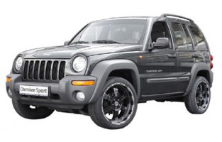 Alfombrillas Jeep Cherokee KJ Sport (2002 - 2007) Excellence