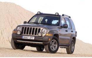 Alfombrillas bandera Racing Jeep Cherokee KJ (2002 - 2007)