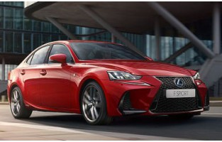 Alfombrillas Lexus IS (2017 - actualidad) Excellence