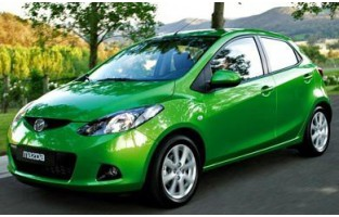 Alfombrillas Mazda 2 (2007 - 2015) Económicas
