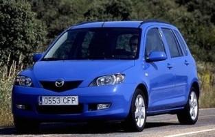 Alfombrillas Mazda 2 (2003 - 2007) Económicas