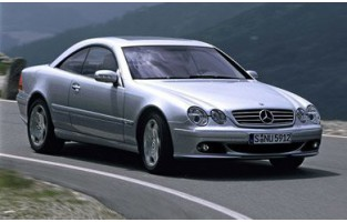 Protector maletero reversible para Mercedes CL C215 Coupé (1999 - 2006)