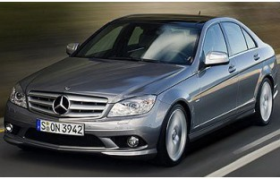 Alfombrillas Mercedes Clase-C W204 Sedan (2007 - 2014) Económicas