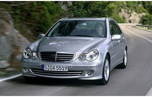 Alfombrillas Mercedes Clase-C W203 Sedan (2000 - 2007) Económicas