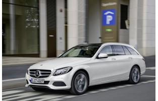 Protector maletero reversible para Mercedes Clase-C S205 Familiar (2014 - actualidad)