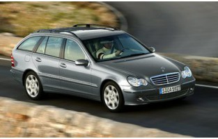 Alfombrillas Exclusive para Mercedes Clase-C S203 Familiar (2001 - 2007)