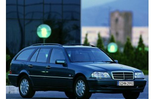 Alfombrillas Mercedes Clase-C S202 Familiar (1996 - 2000) Excellence