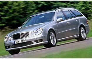 Alfombrillas bandera Alemania Mercedes Clase-E S211 familiar (2003 - 2009)