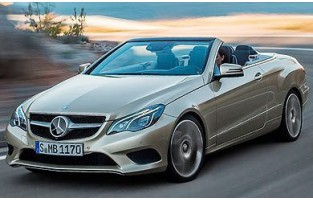 Alfombrillas Mercedes Clase-E A207 Restyling Cabrio (2013 - 2017) Excellence