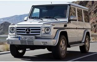 Alfombrillas bandera Alemania Mercedes Clase-G W463 (2008 - actualidad)