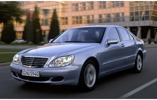 Alfombrillas Mercedes Clase-S W220 (1998 - 2005) Excellence