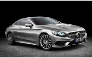 Alfombrillas Mercedes Clase-S C217 Coupé (2014 - actualidad) Excellence