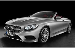 Alfombrillas Mercedes Clase-S A217 Cabrio (2014 - actualidad) Excellence