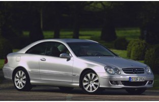 Alfombrillas Mercedes CLK C209 Coupé (2002 - 2009) Económicas