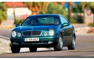 Rey Alfombrillas/® Logo Mats Alfombrillas Mercedes CLK C208 Coup/é 1997-2002 a Medida AMG