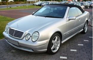 Alfombrillas Mercedes CLK A208 Cabrio (1998 - 2003) Excellence