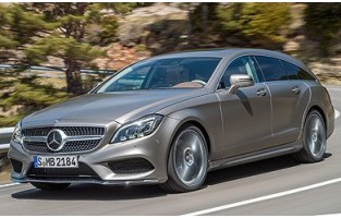 Alfombrillas Mercedes CLS X218 Restyling Familiar (2014 - actualidad) Económicas